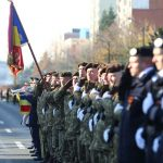 La Mulți Ani, România! Peste 600 de militari din sistemul național de apărare, ordine publică și securitate națională, angrenați în defilare