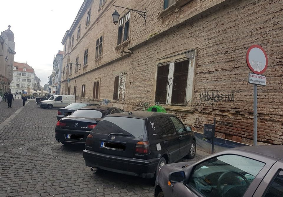Mare grijă unde parcaţi! Poliţia Locală a dat 191 de amenzi într-o singură zi
