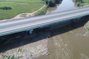 Au început lucrările la Podul peste râul Mureș