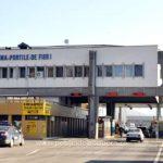 Trafic suspendat temporar prin PTF Porţile de Fier I