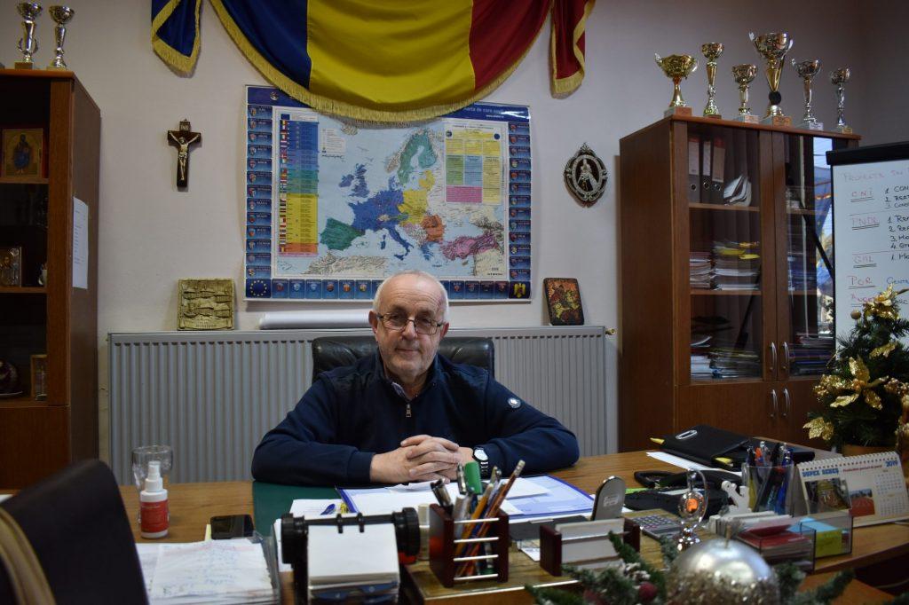 Primarul din Gottlob îi asigură pe locuitori că a luat cele mai bune măsuri de protecție împotriva coronavirusului