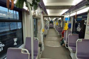 Programul de circulaţie al tramvaielor de pe linia 6 A şi 6B va fi modificat