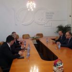 Acord semnat de UPT cu Universitatea din Niś