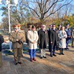 Vicepreședintele CJ Timiș a participat la evenimentele prilejuite de marea sărbătoare națională