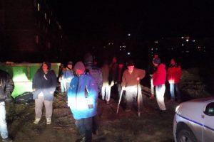 Intervenţie a pompierilor la adăpostul de noapte! Zeci de oameni evacuaţi