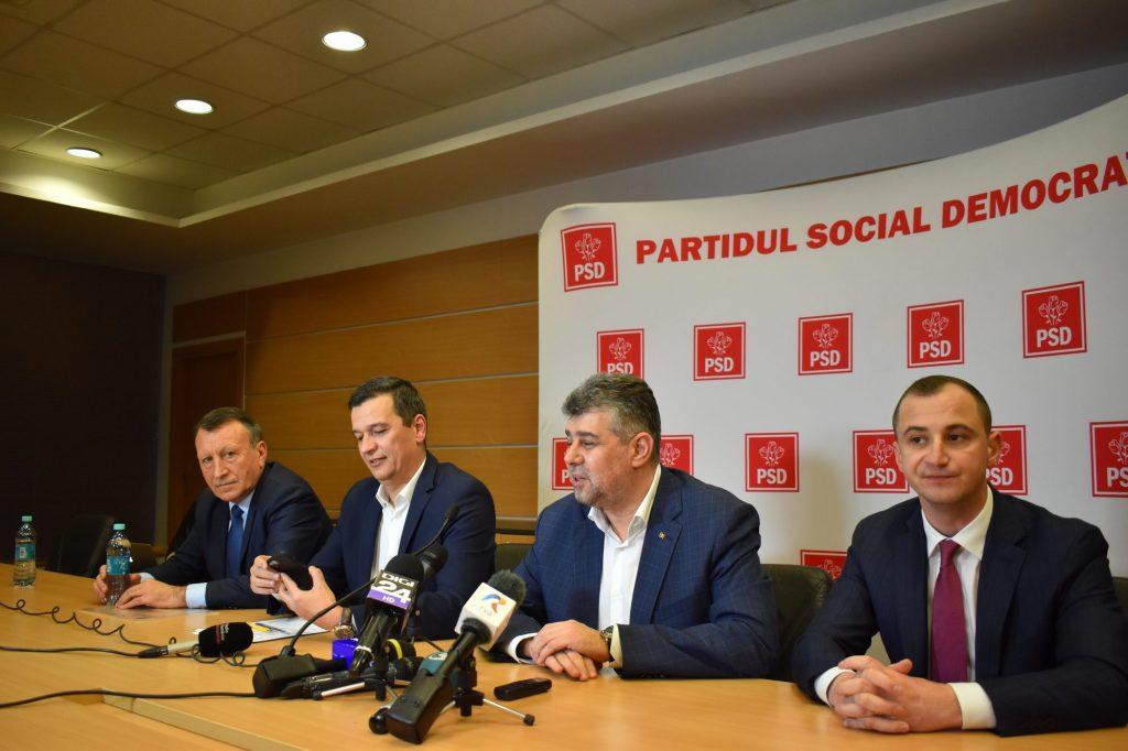 Fostul premier, Sorin Grindeanu, invitat special la conferința extraordinară de alegeri a PSD Timiș