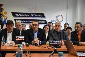 """Liderul Pro România: """"Mi-aș dori ca Sorin Grindeanu să se ducă la PSD și să facă reformă acolo"""""""