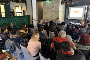 Al doilea workshop la CCIAT în cadrul proiectului transfrontalier destinat pieței muncii