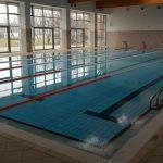 Bazin de înot la Ghiroda
