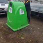 Locuitori din Săcălaz, nu depozitaţi deşeuri lângă containerele verzi!