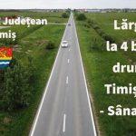 Pe 4 benzi de la Timișoara la Sânandrei