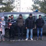 Şase sirieni, depistaţi când încercau să treacă fraudulos frontiera în Ungaria
