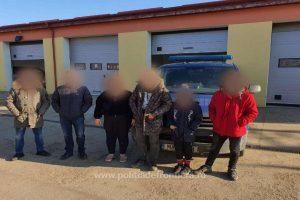 Călăuze depistate la granița cu Serbia, arestate preventiv