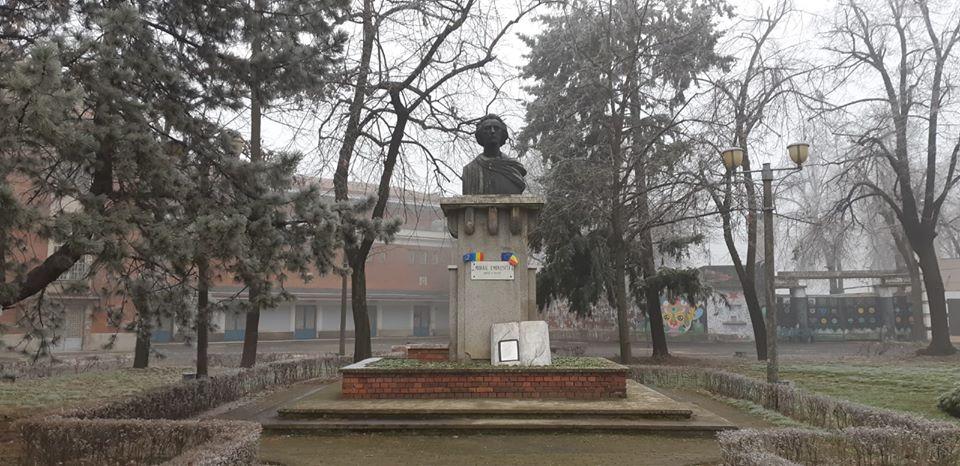 Monumentele din Banat dedicate lui Mihai Eminescu