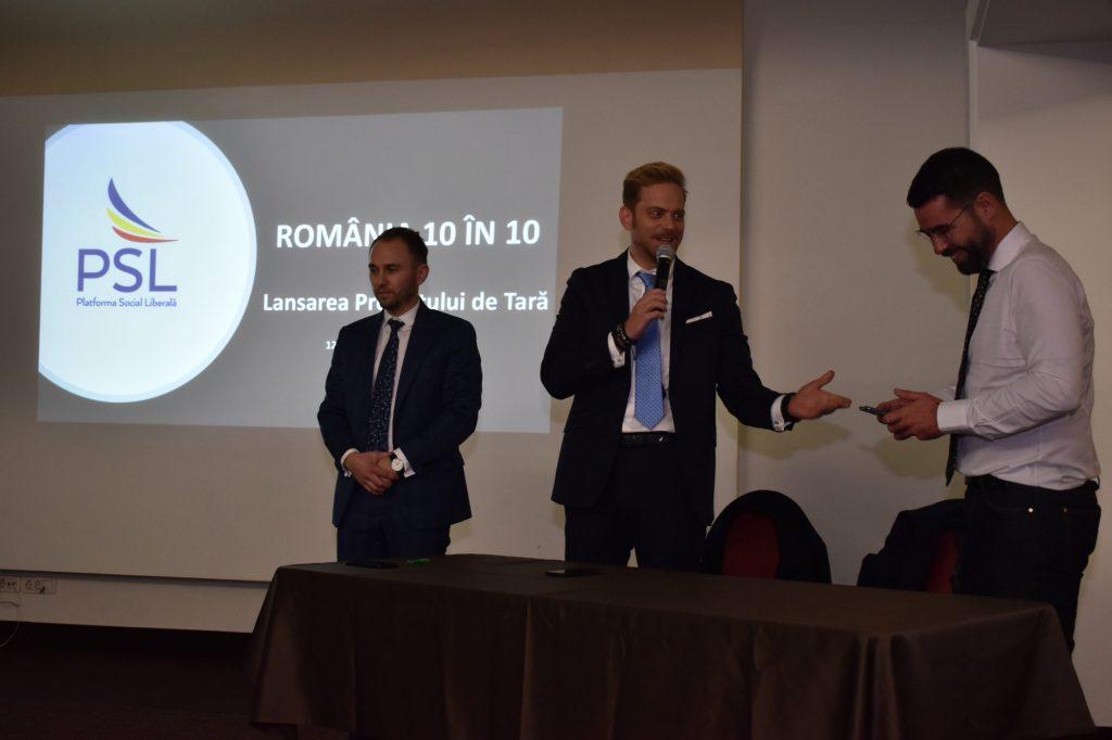 Liderii partidului Platforma Social Liberală, pregătiți de alegeri. Caută candidați la Timișoara
