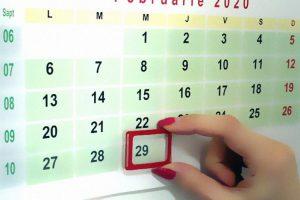 29 februarie 2020, an bisect. Aproape 13.000 de români își serbează astăzi ziua de naștere