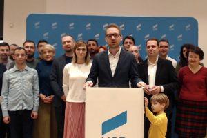 USR Timisoara a stabilit lista candidaților la Consiliul Local