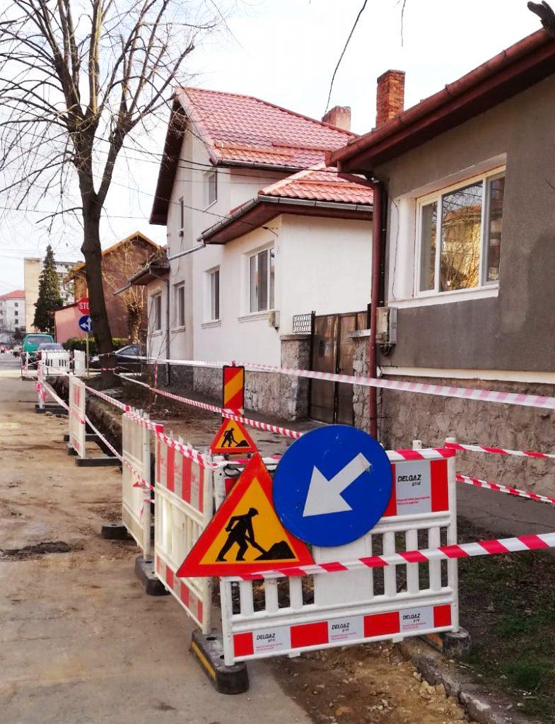 Delgaz Grid modernizează peste 11 de kilometri din rețeaua de gaz a judeţului