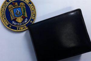 Cum şi-a recuperat un spaniol aflat în vizită la Timişoara portofelul pierdut