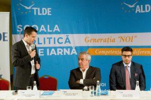 Președintele TLDE Timiș, Andrei Pop, ales vicepreședinte al Biroului Politic Național TLDE