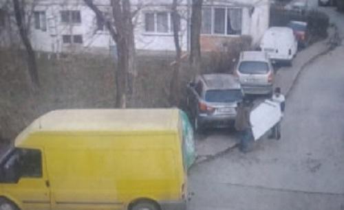 3.000 de lei l-a costat pe un timișorean depozitarea frigiderului la colț de stradă