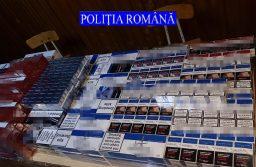 Perchezitii in Timis la contrabandiștii de tutun