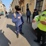 Alte două grupuri de migranți, depistate de polițiștii locali în zona centrală