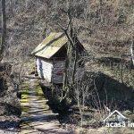 Moara de lemn din Sasca Montană va fi renovată și introdusă în circuitul turistic