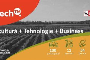 AgTech TM by Agroland sprijină idei și echipe care dezvoltă soluții bazate pe tehnologie