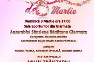 Bal de 8 Martie la Giarmata cu Mihai Trăistariu