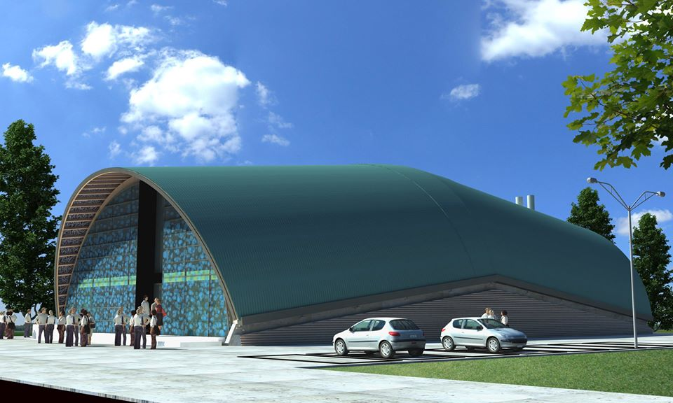 CNI va construi un bazin de înot la Sânandrei