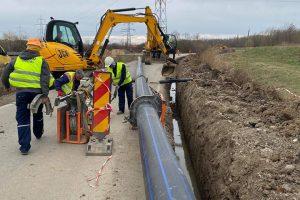Fonduri europene atrase de Aquatim în Buziaș și Bacova