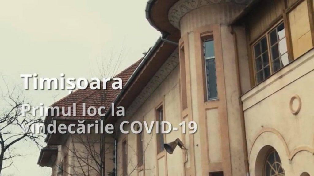 """102 pacienţi vindecaţi la """"Victor Babeş"""". Ultima informare de la DSP"""