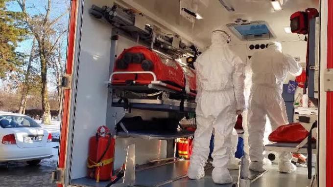 ISU, DSP şi spitalele din Arad au primit echipamente de protecție