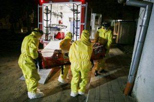 13 pacienți din Suceava au decedat infectați cu coronavirus. Bilanțul a ajuns la 65 de morți