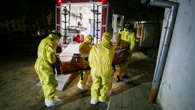 Coronavirusul mai face două victime în Timiş. Numărul deceselor în ţară a ajuns la 247