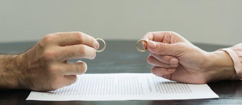 Schimbare majoră pentru cei care divorțează