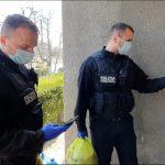 """""""Izolaţi"""" găsiţi acasă de poliţie în Timiş"""