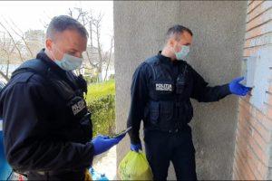 Noi controale ale polițiștilor la persoanele în carantină/izolare în județul Timiș