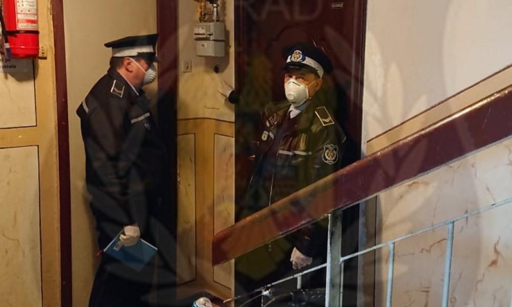În Timiș au fost carantinate 379 persoane și au intrat în izolare 158 persoane
