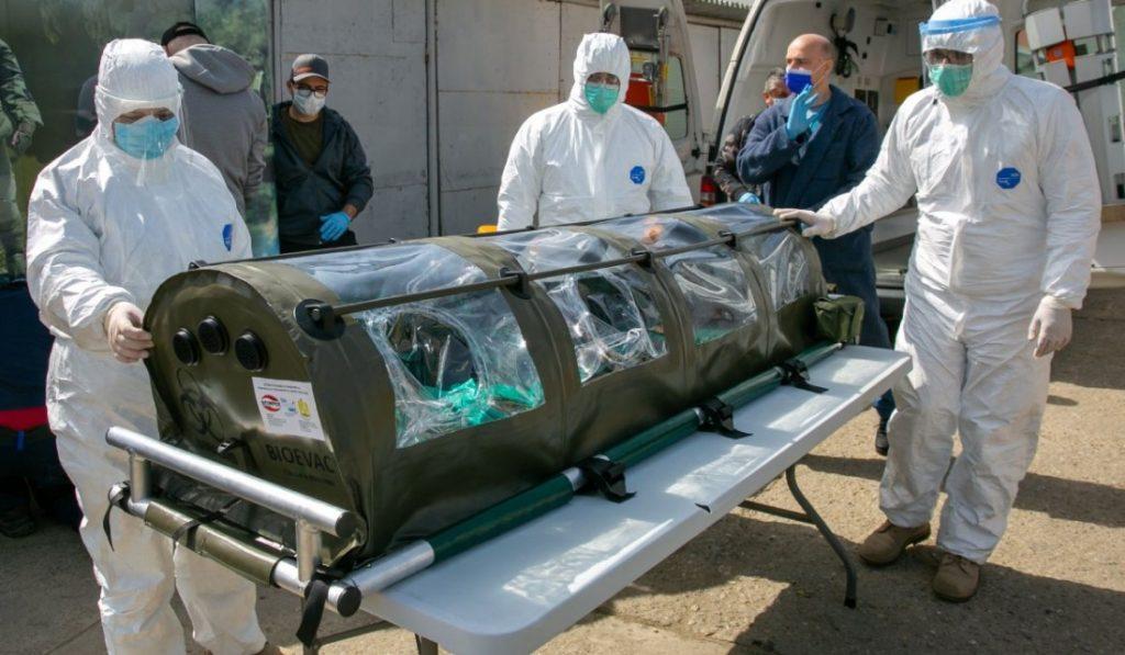 Au fost confirmate 2.460 de persoane infectate cu coronavirus. Sunt 85 de decese