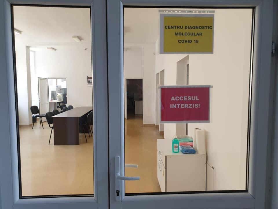 Toţi pacienţii care ajung la Municipal şi angajaţii, testaţi pentru Covid-19