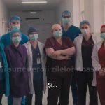 VIDEO. Medicii de la Babeş au filmat un mesaj emoționant prin care vor să-i convingă pe români să stea în case