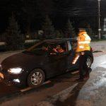 Dosar penal pentru un bărbat prins băut la volan în toiul nopţii