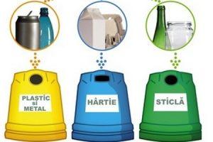 Ghid pentru colectarea responsabilă a deșeurilor