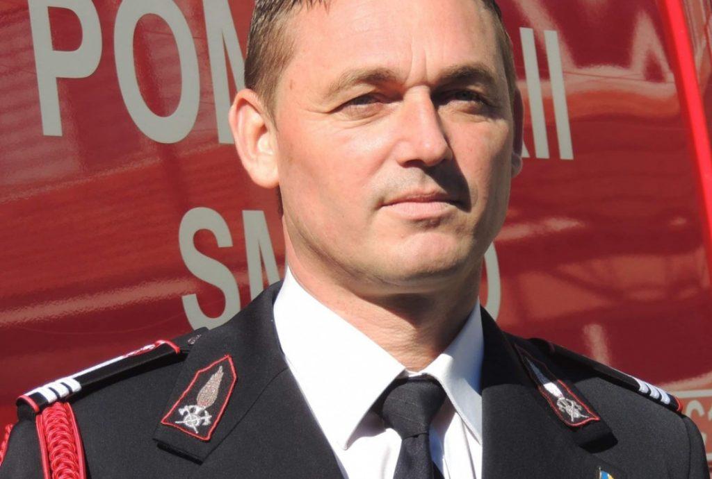 Șeful ISU Hunedoara, confirmat pozitiv cu coronavirus