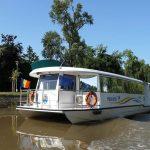 STPT reia circulaţia vaporaşelor pe Bega