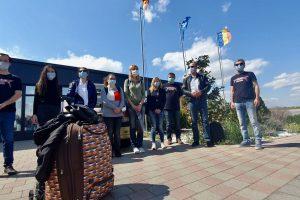 Personalul medical din Banat, plecat voluntar să ajute Italia, s-a întors acasă
