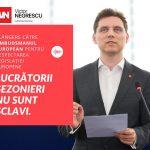 Europarlamentarul Victor Negrescu solicită intervenția Ombudsmanului European pentru apărarea drepturilor muncitorilor sezonieri români