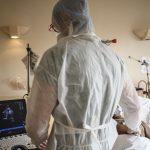 Pacientă cu coronavirus, care a născut, operată la Timișoara